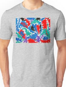 flying patterns Unisex T-Shirt