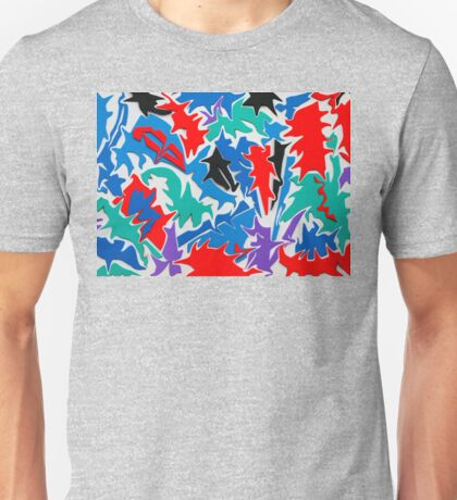 flying patterns Unisex T-Shirt