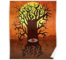 All-seeing Tree Poster