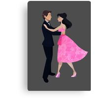 Are We Dancing?  Canvas Print
