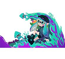 Splatoon  Photographic Print
