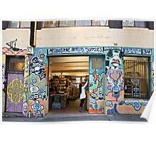 Melbourne Artists' Supplies Poster
