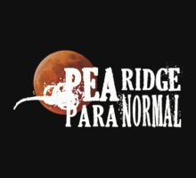 PeaRidge Paranormal Tee  -  'Script' by Charlie Bookout