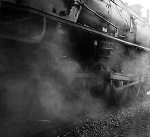 Steam Engine by Paul Pegler