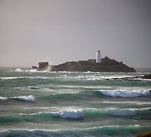 Godrevy Lighthouse by Mark Hobbs