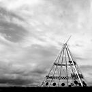 Giant TeePee by Ellinor Advincula
