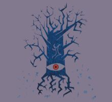 All-seeing Tree ( night ) Kids Clothes