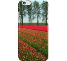 Tulip Landscape iPhone Case/Skin