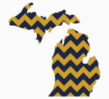 Michigan by trendystickers