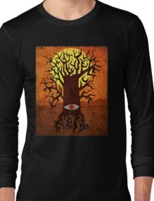 All-seeing Tree Long Sleeve T-Shirt