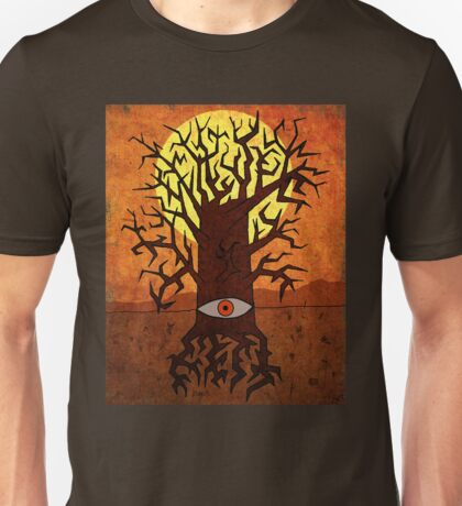 All-seeing Tree Unisex T-Shirt