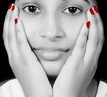 My Red Nails by Mukesh Srivastava