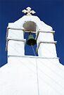 Bell Tower, Greece by John Douglas