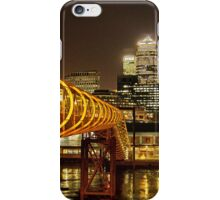 Piers of Docklands Hilton iPhone Case/Skin