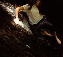 sliding by Melody Dawn Bills