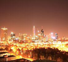Fire City (Un-edited) by Heather Linfoot