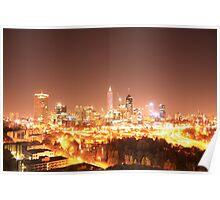 Fire City (Un-edited) Poster