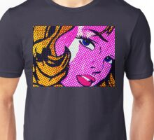 Batgirl without the mask Unisex T-Shirt