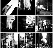 NYC Collage by ShellyKay