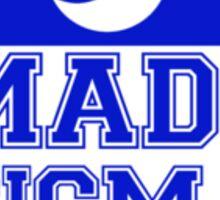 MADE SIGMA - 1914 - (PHI BETA SIGMA) EA Sticker