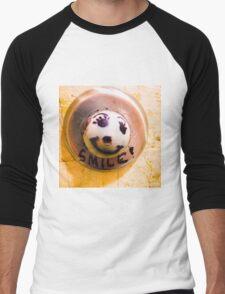Smile!! :)  Men's Baseball ¾ T-Shirt