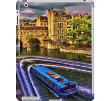Pulteney Bridge iPad Case/Skin