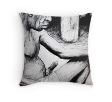 Craftsman Throw Pillow