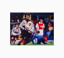 Giggs goal v Arsenal Oil on Canvas T-Shirt