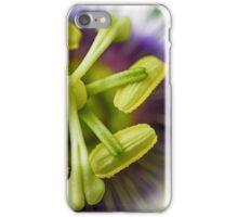 Passiflora Edulis (Maracuya) iPhone Case/Skin