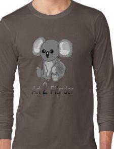 Kazoo Long Sleeve T-Shirt