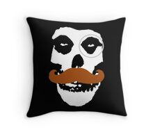 Misfit of the aristocracy Throw Pillow