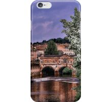 Victoria Art Gallery and Palladian Pulteney Bridge  iPhone Case/Skin