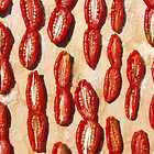Dried tomatoes by Vittorio Magaletti
