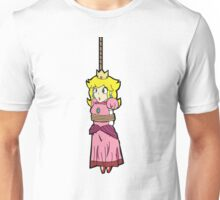 The Princess Is In Another Castle Unisex T-Shirt