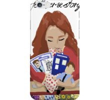 Tell Her A Story iPhone Case/Skin