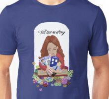 Tell Her A Story Unisex T-Shirt