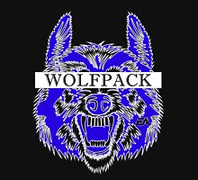 WOLFPACK ATTACK (BLACK) PHI BETA SIGMA - EA Unisex T-Shirt