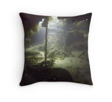 HMS Maori - Changes Throw Pillow