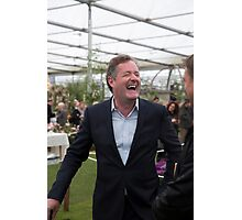 Piers Morgan Photographic Print