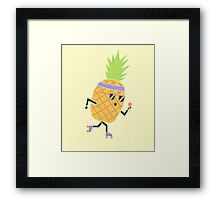 Summer Rollin Framed Print