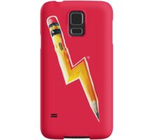 Pencil Lightning Samsung Galaxy Case/Skin