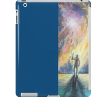 Like Fire and Ice and Rage Sticker iPad Case/Skin