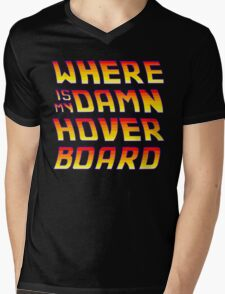 Hoverboards Anonymous Mens V-Neck T-Shirt