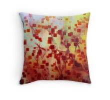 A 430: Presence and Expansion Presence Throw Pillow