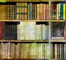 Antique Books by Kasia-D