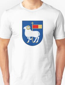 Gotland Coat of Arms  T-Shirt