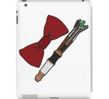 Doctor Who, Eleventh Doctor, Minimal iPad Case/Skin