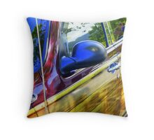 Neat Car!! Throw Pillow