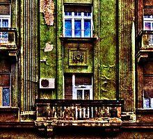 Urban Melancholy Fine Art Print by stockfineart