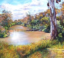 'The Junction', Shepparton by Lynda Robinson